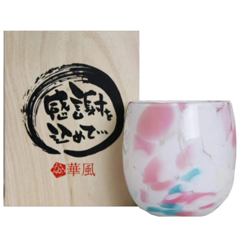 Ryukyu glass YUME ROCK GLASS