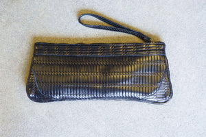 Kim White - Long Wristlet Clutch
