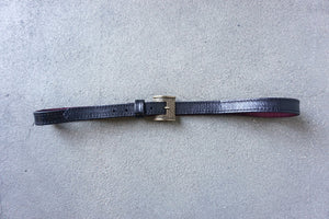 Kim White - Snake Scales Mini Belt