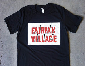 Baggage - Fairfax Village Unisex T-Shirt (asstd colors)