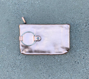 Kim White -Ring Clutch (click for more colors)