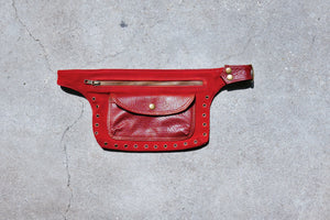 Kim White - Riveted Fanny Pack (click for more colors)