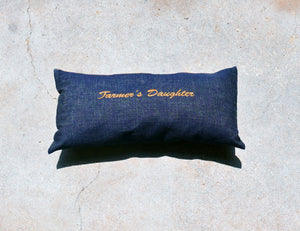 Farmer's Daughter - Travel Pillow