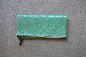 Kim White - Zip Clutch (click for more colors)