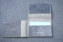Kim White - Metallic Wallet (click for more colors)