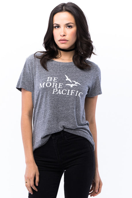 Suburban Riot - Be More Pacific Tee