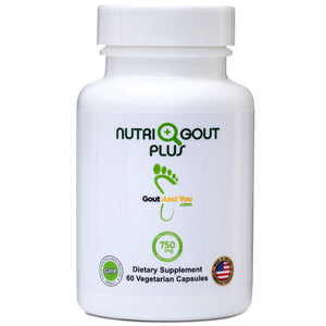 1 Bottle Nutrigout Plus
