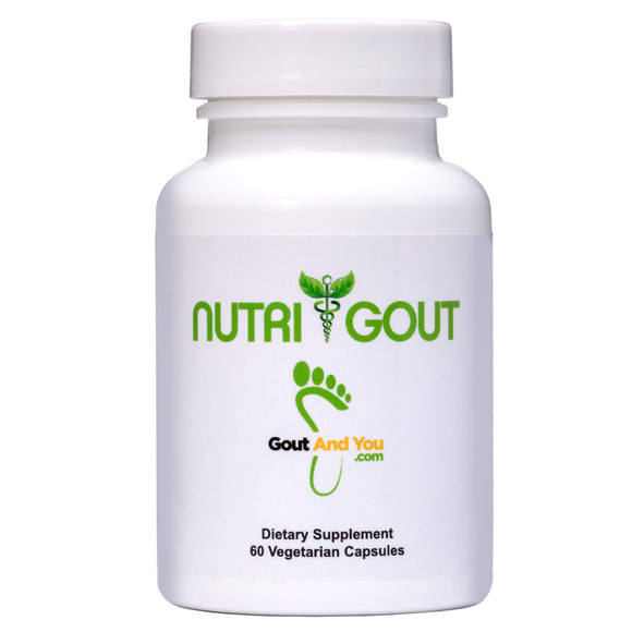 1 NutriGout Dietary Supplement