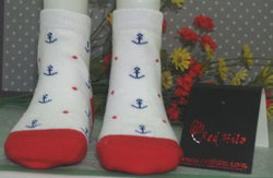 Anchor Design Socks