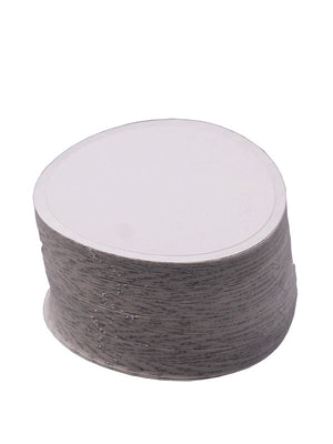 Jade Stone Glue Cover Stickers - Large - Circle