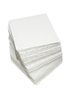 Jade Stone Glue Cover Stickers - Small/Square