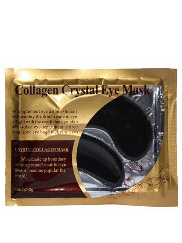 Collagen Crystal Eye Mask (Black)