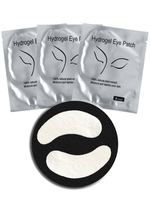 Lint Free Hydrogel Eye Pad - 1pr/1pack