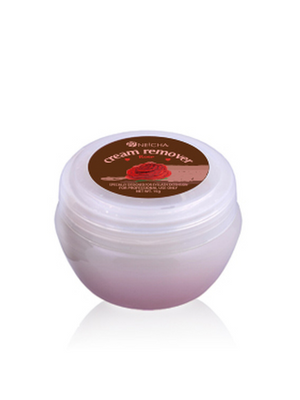 Cream Glue Remover Rose Scent 15g