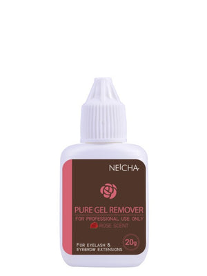 PURE glue Remover ROSE Scent - Gel Type 20g