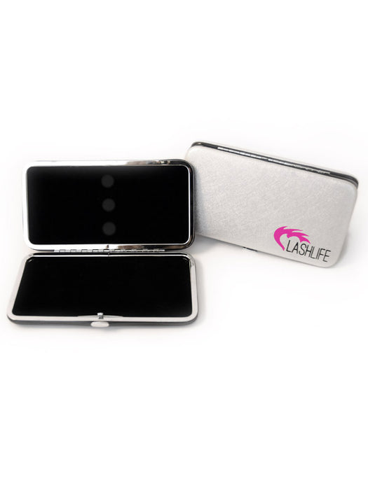 "Magnetic Tweezer Case - SILVER (holds 3pcs - 5.5"" tools)"