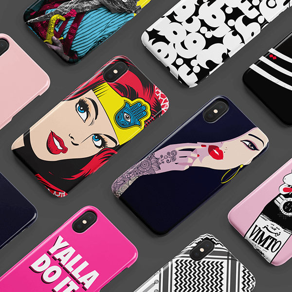 Arabic, Phone Covers, Phone Cases, iPhone Covers, Samsung Phone Cases,Yislamoo