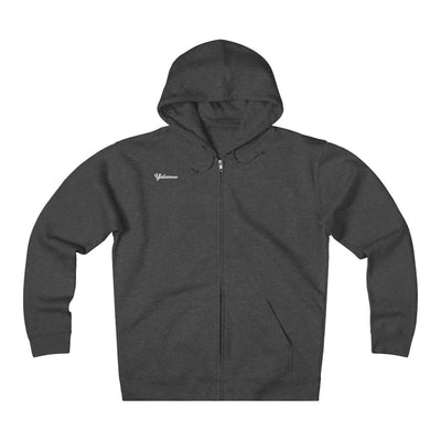 Yalla vs Inshallah Unisex Heavyweight Fleece Zip Hoodie