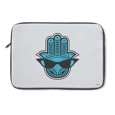 "Laptop Sleeve 13"" Cool Eye of Fatima Laptop Sleeve"