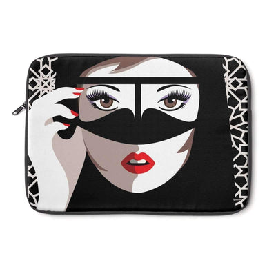 "Laptop Sleeve 13"" Hello Gorgeous Laptop Sleeve"