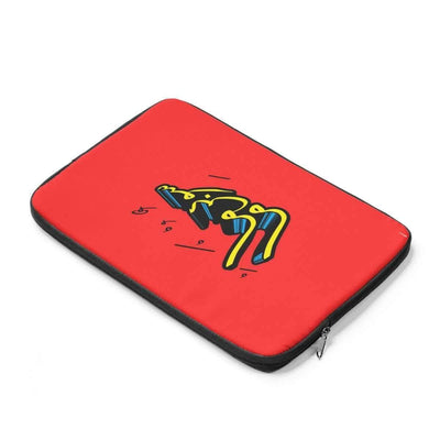 Laptop Sleeve Supermama in Red Laptop Sleeve