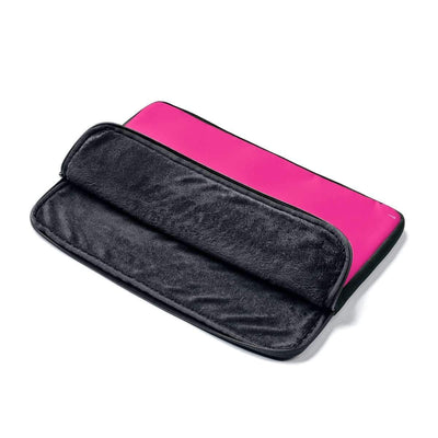 Laptop Sleeve, Yalla Do It in Pink Laptop Sleeve, yislamoo-us