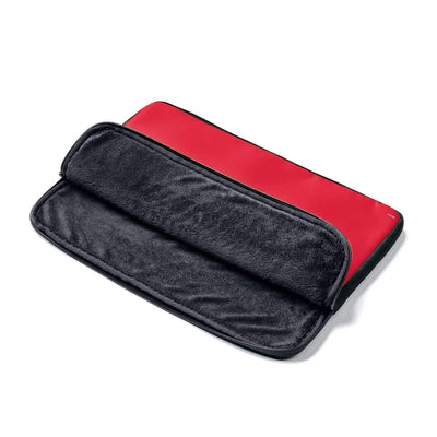 Laptop Sleeve Yalla Do It in Red Laptop Sleeve