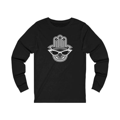 Long-sleeve Black / S Cool Eye - Long Sleeve Tee