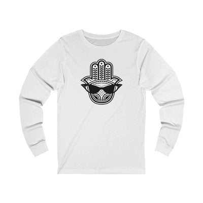 Long-sleeve White / S Cool Eye - Long Sleeve Tee