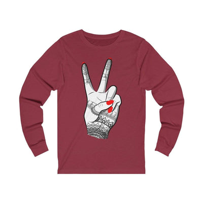 Long-sleeve Cardinal / S Viva - Long Sleeve Tee