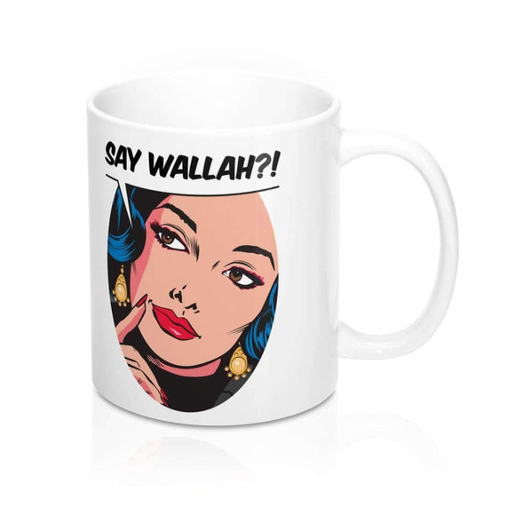 Mug 11oz Say Wallah Mug