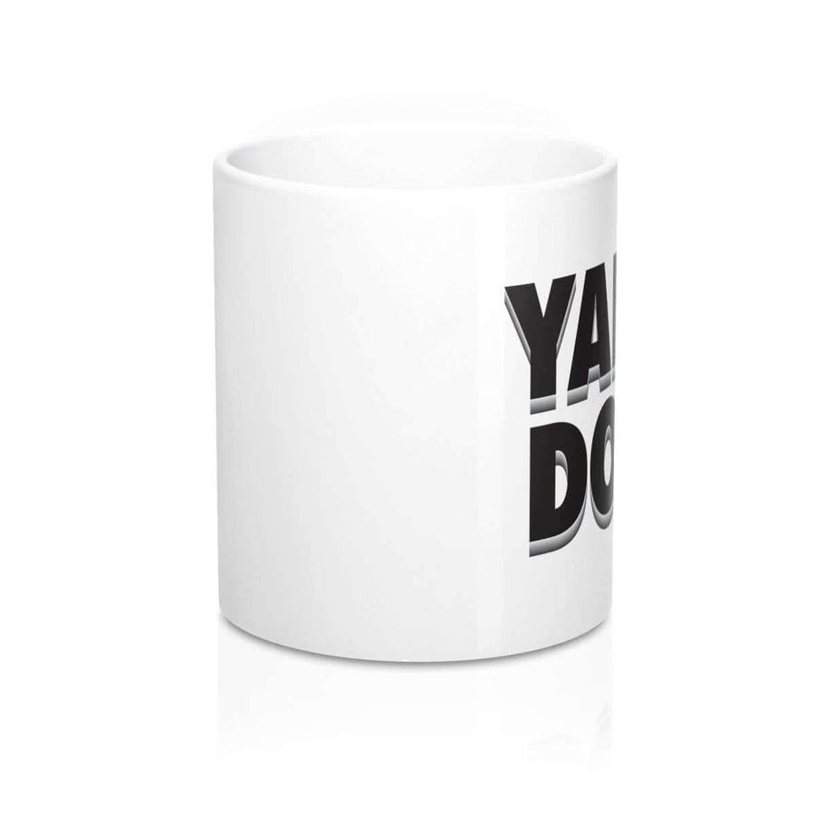 Mug 11oz Yalla Do it White Mug