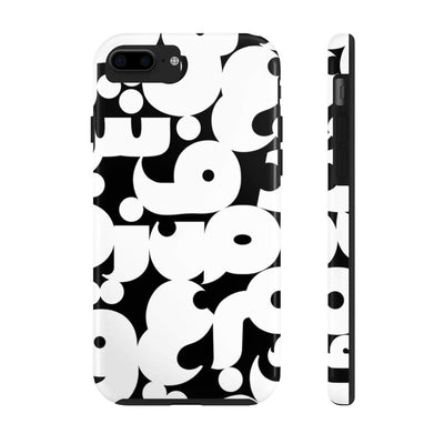 Phone Case iPhone 7, iPhone 8 Tough Arabic Alphabet Case Mate Tough Phone Cases