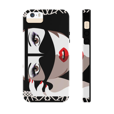 Phone Case iPhone 5/5s/5se Tough Hello Gorgeous Case Mate Tough Phone Cases