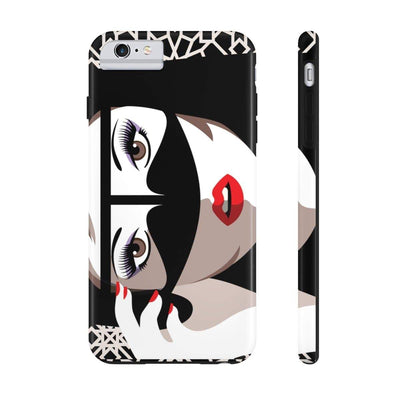 Phone Case iPhone 6/6s Plus Tough Hello Gorgeous Case Mate Tough Phone Cases