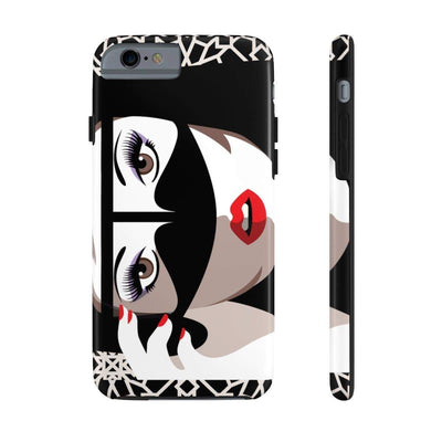Phone Case iPhone 6/6s Tough Hello Gorgeous Case Mate Tough Phone Cases