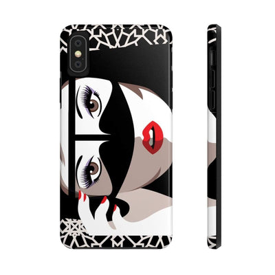 Phone Case iPhone X Tough Hello Gorgeous Case Mate Tough Phone Cases