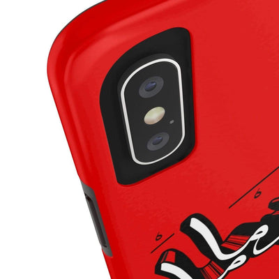 Phone Case Supermama - Red Case Mate Tough Phone Cases