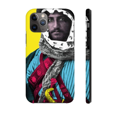 Phone Case iPhone 11 Pro The Bedouin Case Mate Tough Phone Cases