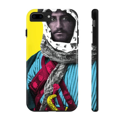 Phone Case iPhone 7 Plus, iPhone 8 Plus Tough The Bedouin Case Mate Tough Phone Cases