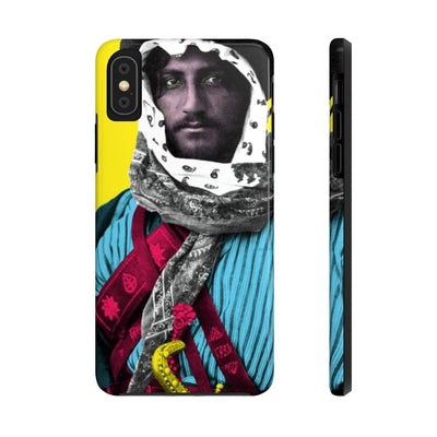 Phone Case iPhone X Tough The Bedouin Case Mate Tough Phone Cases