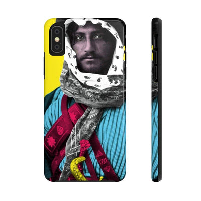 Phone Case iPhone XS The Bedouin Case Mate Tough Phone Cases