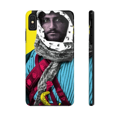 Phone Case iPhone XS MAX The Bedouin Case Mate Tough Phone Cases