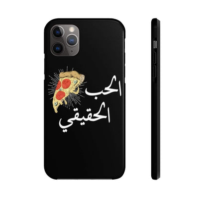 Phone Case iPhone 11 Pro Max True Love - Black Case Mate Tough Phone Cases