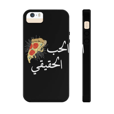 Phone Case iPhone 5/5s/5se Tough True Love - Black Case Mate Tough Phone Cases