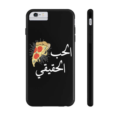 Phone Case iPhone 6/6s Plus Tough True Love - Black Case Mate Tough Phone Cases