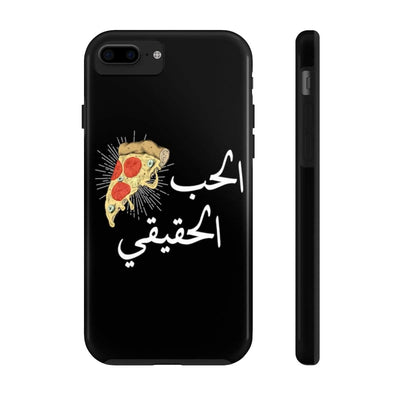 Phone Case iPhone 7, iPhone 8 Tough True Love - Black Case Mate Tough Phone Cases