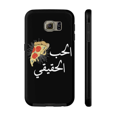 Phone Case Samsung Galaxy S6 Tough True Love - Black Case Mate Tough Phone Cases