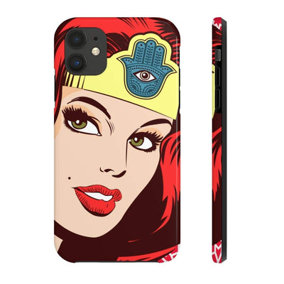 Phone Case iPhone 11 Wonder Dame of Arabia Case Mate Tough Phone Cases