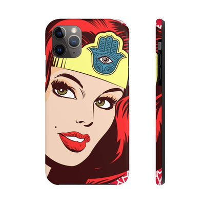 Phone Case iPhone 11 Pro Max Wonder Dame of Arabia Case Mate Tough Phone Cases